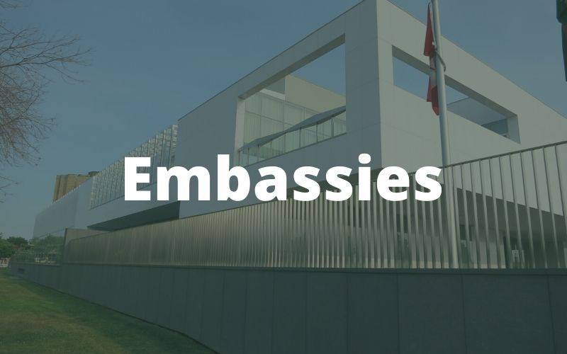 Embassy-construction