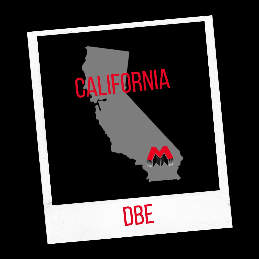 California DBE