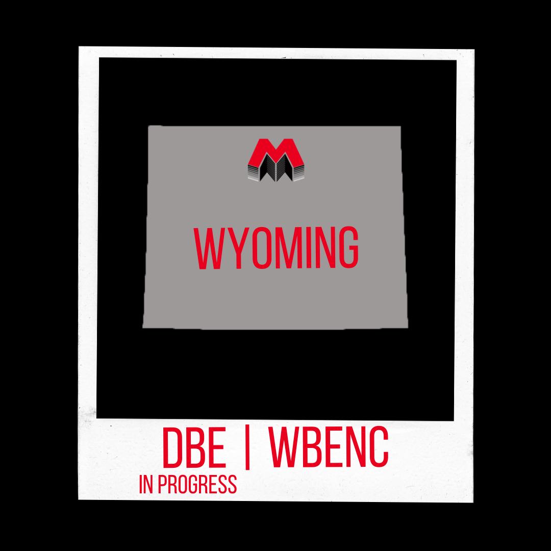 Wyoming DBE WBENC